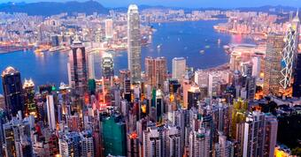 Hong Kong streets lead global retail rents rise