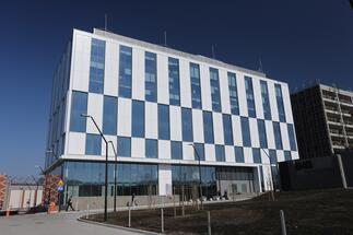 New office building from TriGranit in Krakow