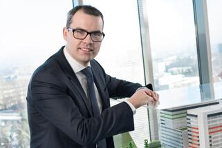 Marcin Łapiński appointed Managing Director at Skanska Property Romania and Hungary