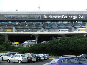 Lettable offices directly at Budapest Airport
