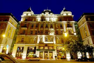 Budapest amongst the regional leaders on the hotel market