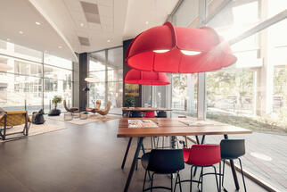 IMMOFINANZ' myhive office brand proves a success story in Hungary -   New services at myhive Atrium Park
