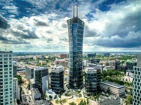 IMMOFINANZ acquires Warsaw Spire Tower