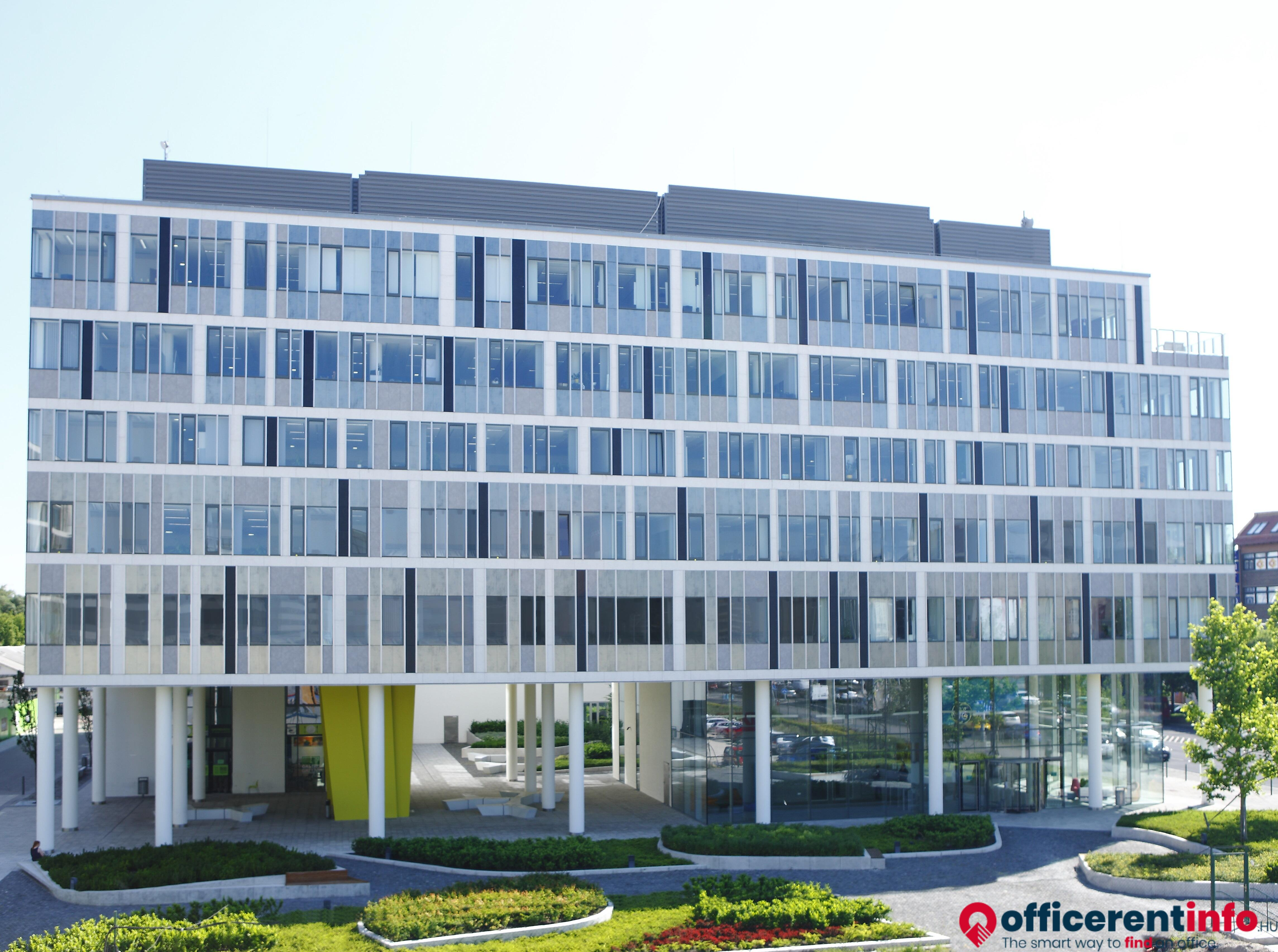Office for rent in Atenor Váci Greens 1138 Budapest 37f7702462