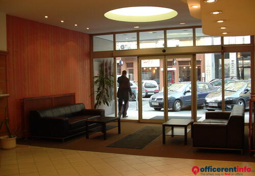 Offices to let in Pannonia Center