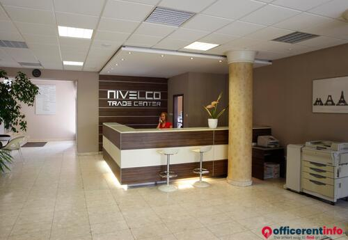 Offices to let in Nivelco Trade Center