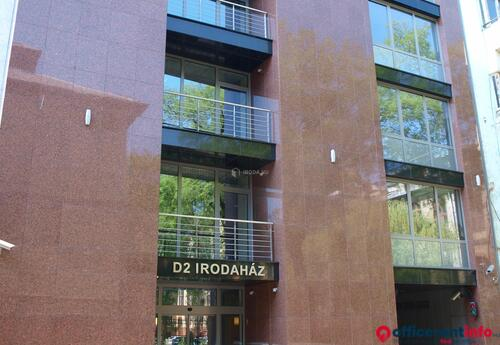 Offices to let in D2 Irodaház