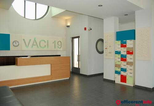 Offices to let in VÁCI 19 Irodaház