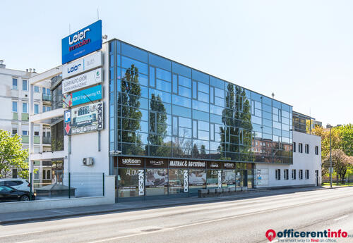 Offices to let in M66  Irodaház